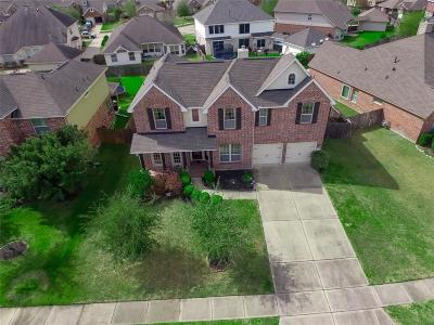 Houston Single Family Home For Sale: 17819 Quiet Loch Lane