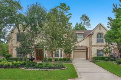 The Woodlands TX Single Family Home For Sale: $889,000