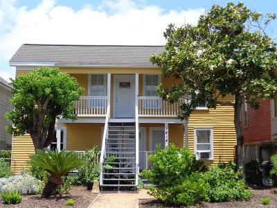 Galveston Multi Family Home For Sale: 1614 Avenue N