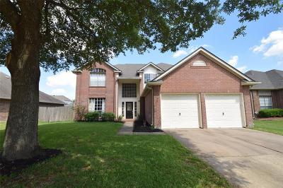 Katy Single Family Home For Sale: 3515 Emerald Bay Circle