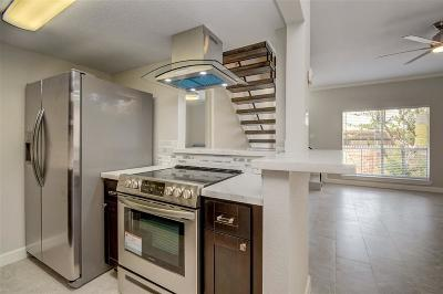 Houston Single Family Home For Sale: 811 Threadneedle Street #279