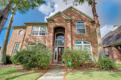 League City Single Family Home For Sale: 1138 Rippling Springs