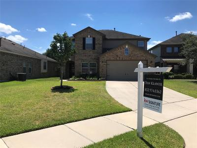 Katy Single Family Home For Sale: 25903 Ravenside Drive