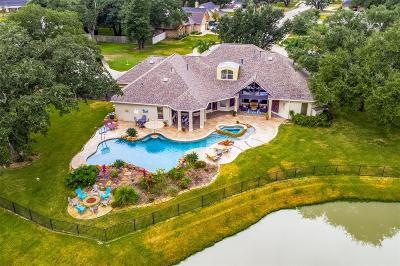 Angleton Single Family Home For Sale: 3 Oak Park Court