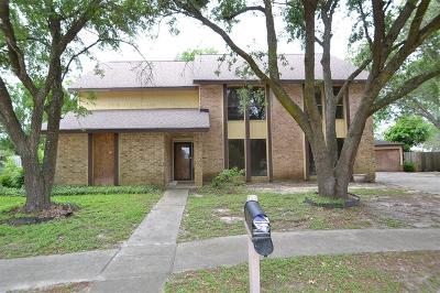 Houston Single Family Home For Sale: 9803 Sagemark Drive
