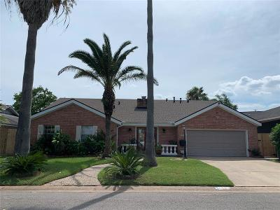 Galveston County Rental For Rent: 2417 Gerol Drive