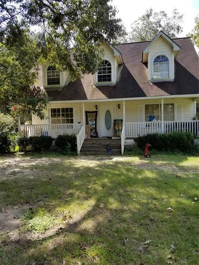 Huffman Single Family Home For Sale: 24111 Anderson Street