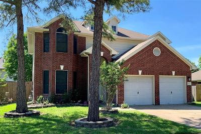 Cypress Single Family Home For Sale: 18110 Water Mill Drive