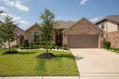 Cypress Single Family Home For Sale: 14615 W Bekapark Court