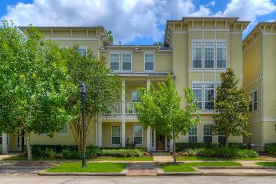 Spring Condo/Townhouse For Sale: 123 Low Country