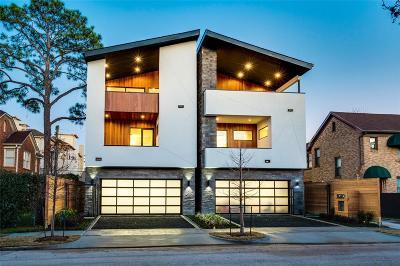 Houston Single Family Home For Sale: 1413 Crocker Street