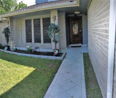 Houston Single Family Home For Sale: 4330 Scone Street