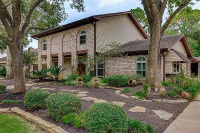 Houston TX Single Family Home For Sale: $374,900