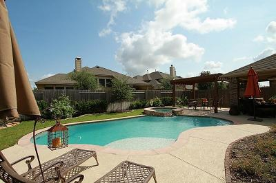 Katy Single Family Home For Sale: 26222 Ginger Gables Lane