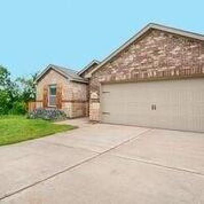 Willis Single Family Home For Sale: 12454 Hackberry