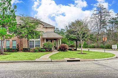 The Woodlands Condo/Townhouse For Sale: 2 Ginger Jar Street