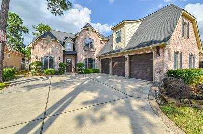 Montgomery Single Family Home For Sale: 11415 Grand Pine Drive
