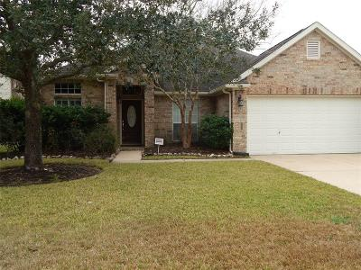 Pearland Rental For Rent: 3250 Pebble Beach Lane