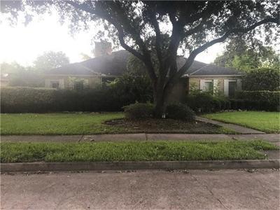 Meyerland Single Family Home For Sale: 5022 Heatherglen
