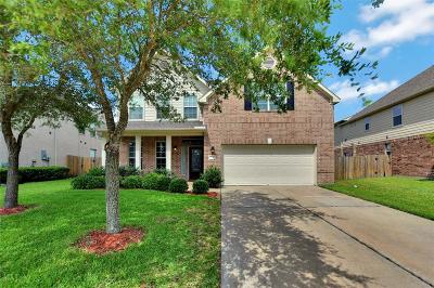 Pearland Single Family Home For Sale: 1702 Yorkshire Creek Court