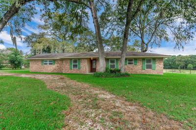 Hockley Single Family Home For Sale: 27715 Rice Road