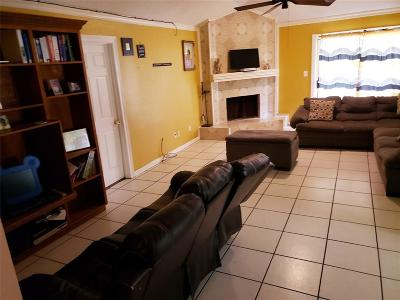Houston Single Family Home For Sale: 6206 Briar Terrace Drive
