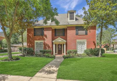 Sugar Land Single Family Home For Sale: 9 Regents Park