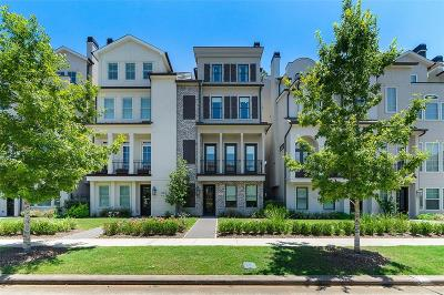 The Woodlands Condo/Townhouse For Sale: 2532 N Bay Place