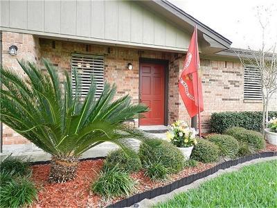 Galveston County Rental For Rent: 12306 Allen Drive