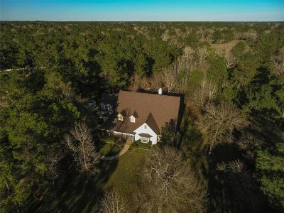 Magnolia Single Family Home For Sale: 503 Whispering Meadow