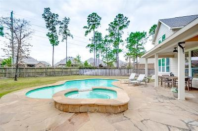 The Woodlands Single Family Home For Sale: 2 Knotwood Court