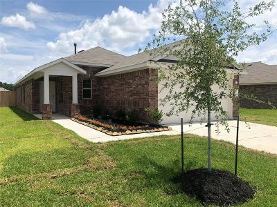 Tomball Single Family Home For Sale: 23702 Bluewood Trace