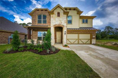 Cypress Single Family Home For Sale: 20614 Riley Copper Drive