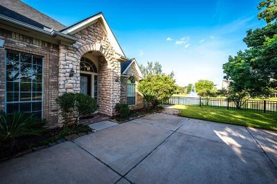Katy Single Family Home For Sale: 22406 Water Edge Lane