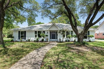Houston Single Family Home For Sale: 7730 Pagewood Lane