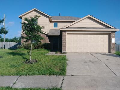 Galveston County, Harris County Single Family Home For Sale: 23531 Dukes Run Drive