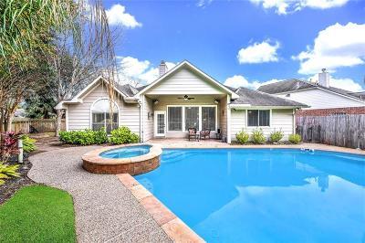 Single Family Home For Sale: 10503 Wind Walker Trail