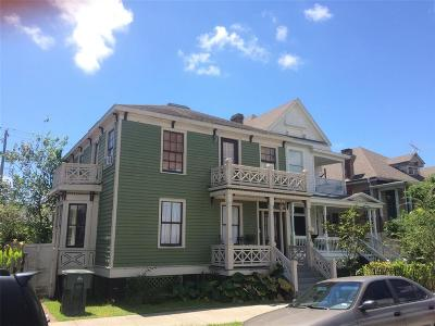Single Family Home For Sale: 1305 Post Office Street