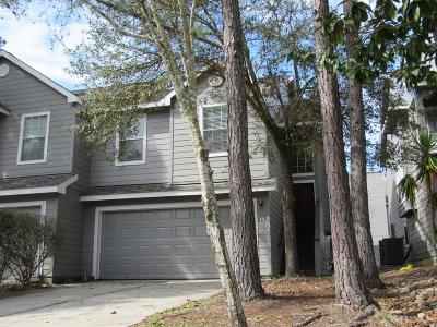 The Woodlands Condo/Townhouse For Sale: 258 Sentry Maple Place