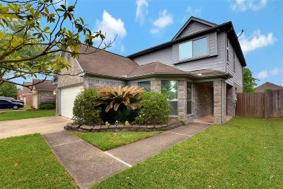Channelview Single Family Home For Sale: 1006 Pennygent Lane