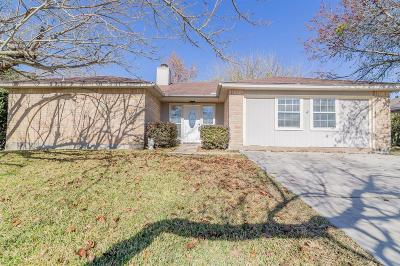 Willis Single Family Home For Sale: 13118 Skyline Drive