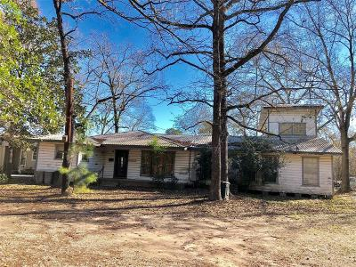 Montgomery County Single Family Home For Sale: 20587 McGager Drive
