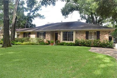 Houston Single Family Home For Sale: 835 Saint Francis Lane