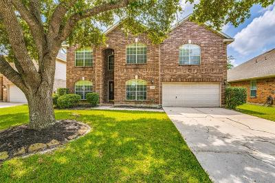Pearland Single Family Home For Sale: 1122 Beckton Lane