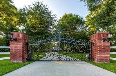 Magnolia Single Family Home For Sale: 9326 Fm 1488 Road