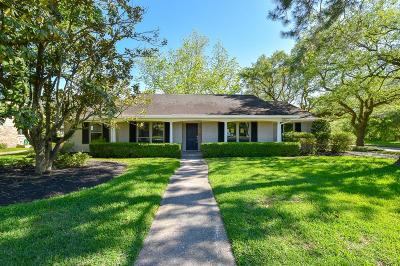 Houston Single Family Home For Sale: 5259 Birdwood Road