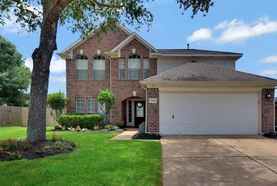 Pearland Single Family Home For Sale: 4938 Carrington Court