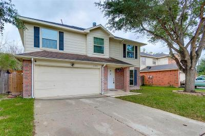 Houston Single Family Home For Sale: 7306 Burkridge Drive