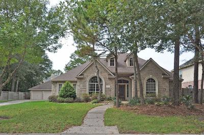Kingwood Single Family Home For Sale: 6207 Hidden Lakes Drive