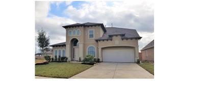 Richmond Single Family Home For Sale: 2210 Hermina Radler Drive